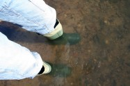 Wasserdichte Stiefel