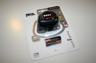 Petzl Tactikka Plus: Kopflampe mit Rotlicht zum Angeln