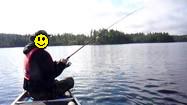Angelbericht: Schweden Kanu-Tour durch Glaskogen mit Hechtfang